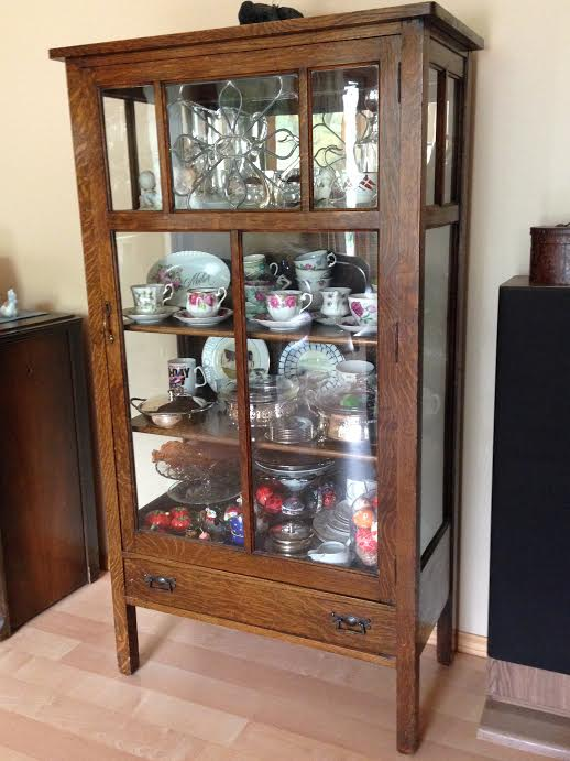 our family cabinet