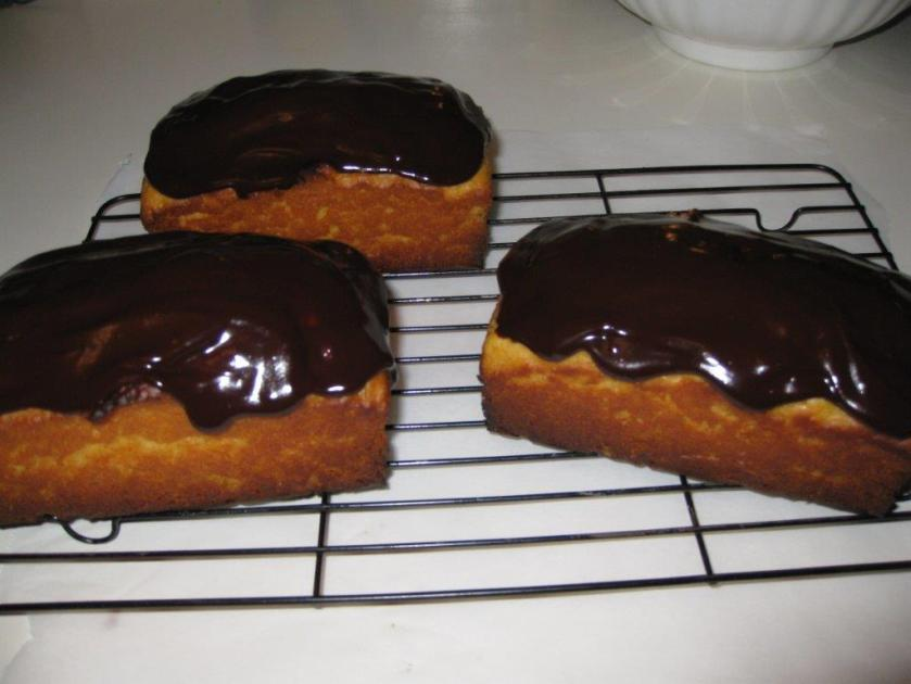 orange chocolate loaf