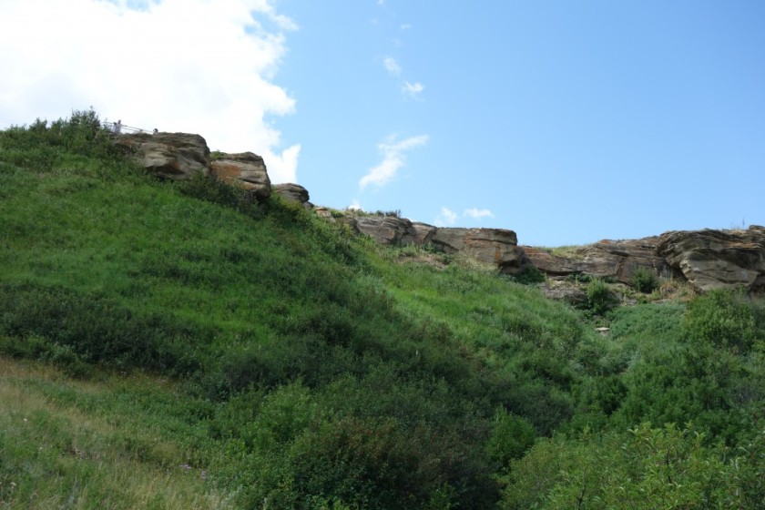 Head Smashed In Buffalo Jump 254
