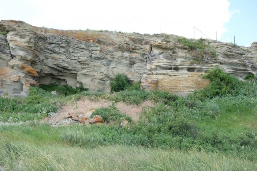 Head Smashed In Buffalo Jump 292