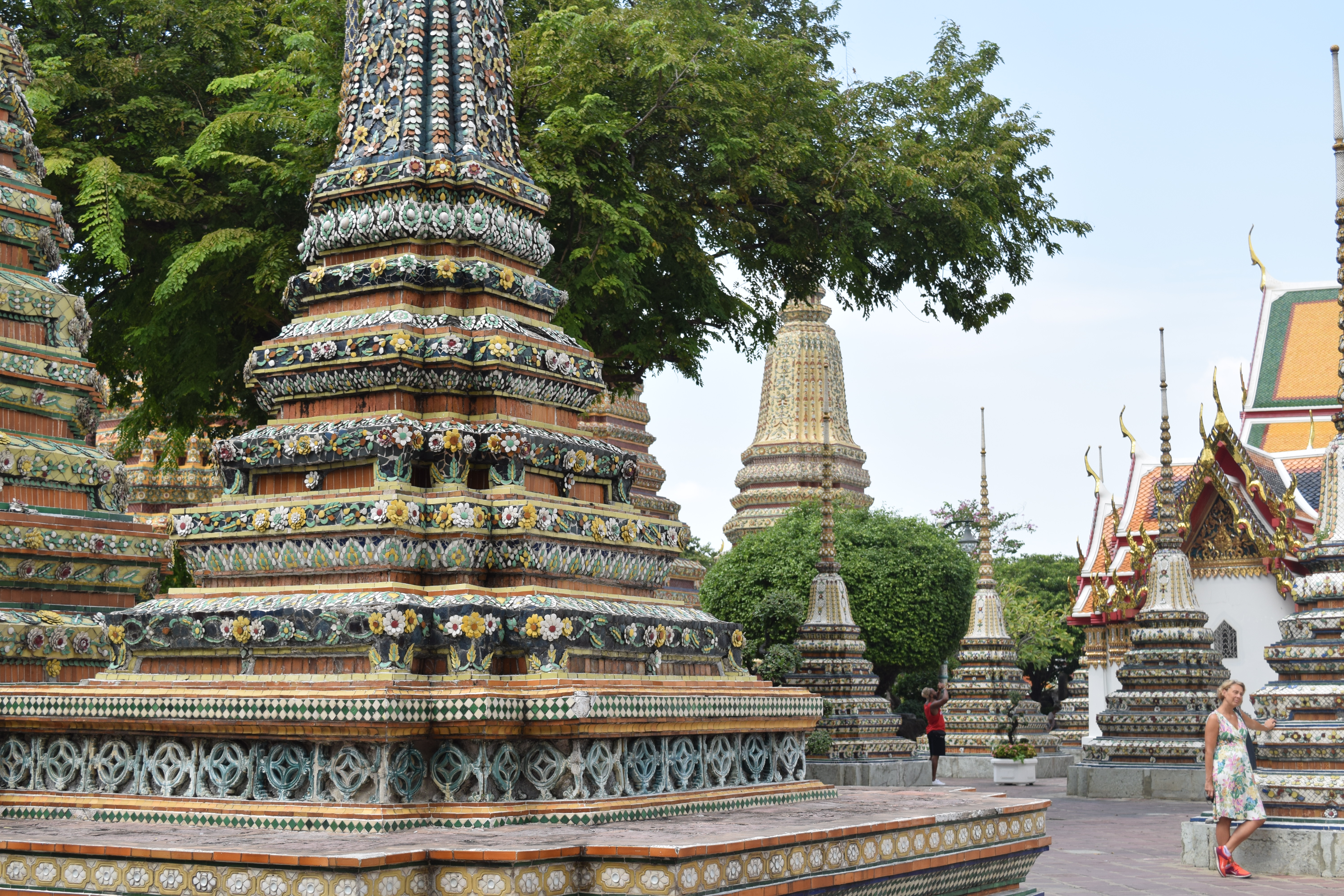 Thai architecture part two everyday cheer for Thailand architecture