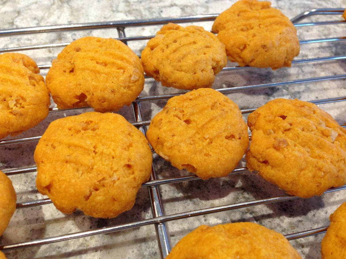 Dorothy's Cheese Krispie Bites