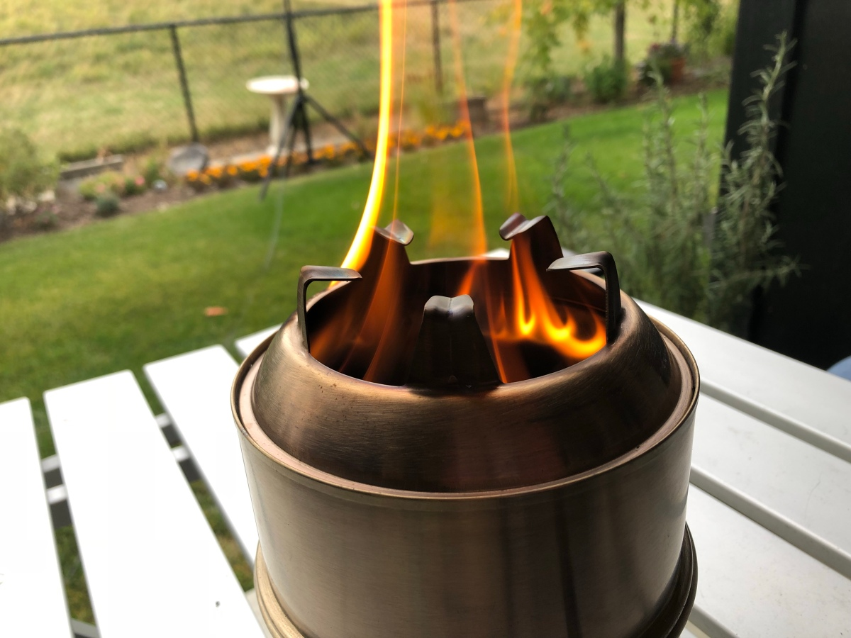 SilverFire Scout Gasification Stove